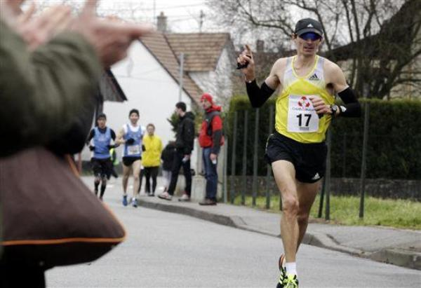 Semi-marathon de la Wantzenau 2013: Allez viens, je t'emmène au Wantz