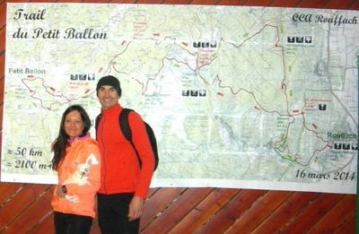 Trail du Petit Ballon 2014: LES BRONZES FONT DU TRAIL