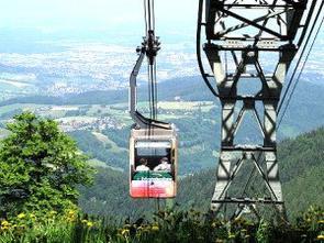 35eme édition de la Schauinsland-Berglauf:  VOYAGE AU C¼UR DU SCHAUINSLAND