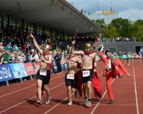 Fiducia-Baden Halb-marathon Karlsruhe:  H2 GUERRE