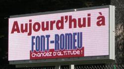 Récit: Font Romeu, le 12ème JOUR
