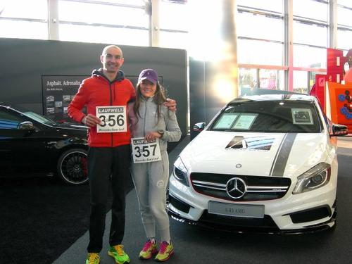 25. Internationalen Rastatt Volkslauf: Un p'tit tour chez Merco, en attendant l'Eco