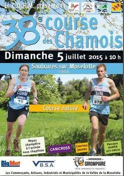 38e Course des Chamois: Un week-end pour voir la vie en Vosges