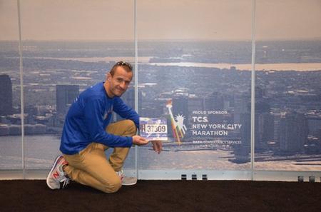 Coaching Sportif à Strasbourg: MARATHON DE NEW-YORK – récit de Pierre L.