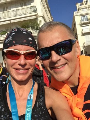 Coaching Sportif à Strasbourg: MARATHON DE NICE-CANNES – récit de Patricia A.