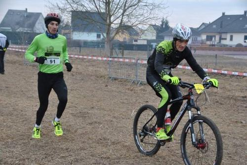 Run & Bike de la Wantzenau: UN RUN ET UN BIC