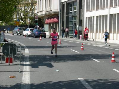 8e edition du DKV Urban Trail de Luxembourg: CHÉRI, L'ASCENSEUR EST BLOQUÉ