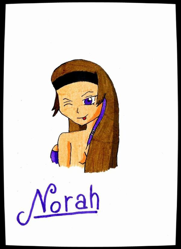 Fiche de présentation : Norah