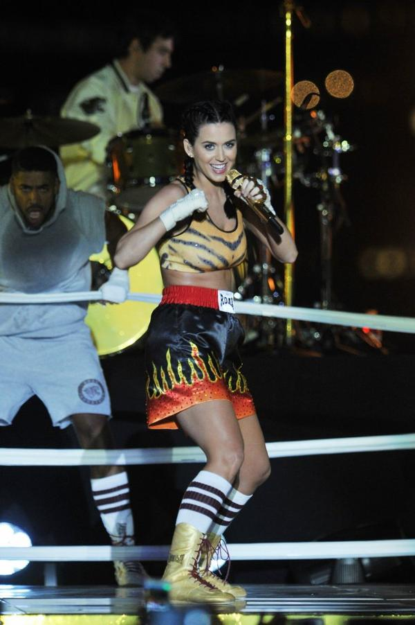 Katy Perry - THE MTV VIDEO MUSIC AWARDS 2013 AT THE BARCLAYS CENTER IN NEW YORK CITY