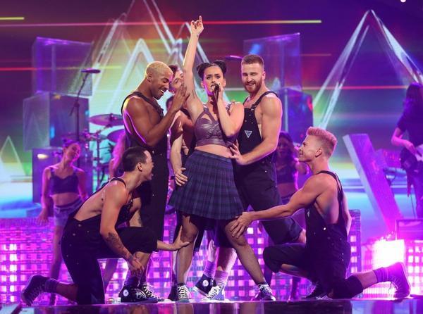 Katy Perry - IHEARTRADIO MUSIC FESTIVAL 2013 IN LAS VEGAS