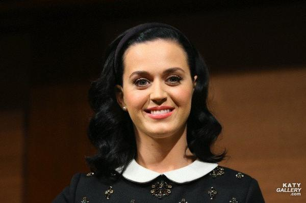 Katy Perry - AT A PRESS CONFERENCE FOR HER ALBUM IN TOKYO