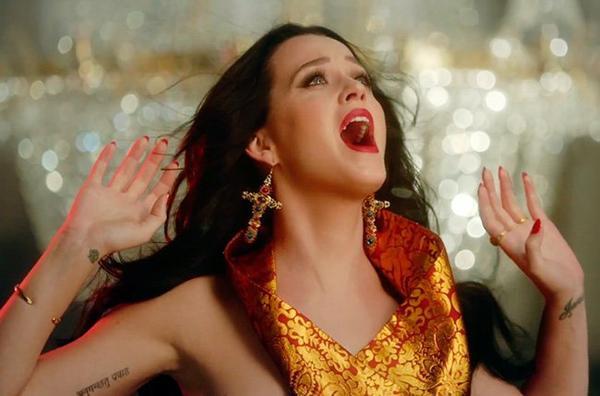 "Katy Perry - Single "" Unconditionally "" 16/10/2013"