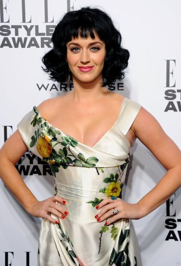 Katy Perry - ELLE STYLE AWARDS 2014