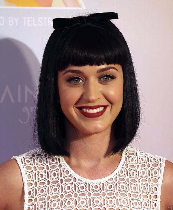 Katy Perry - MEDIA CALL AT TELSTRA HQ ON GEORGE STREET IN SYDNEY, AUSTRALIA