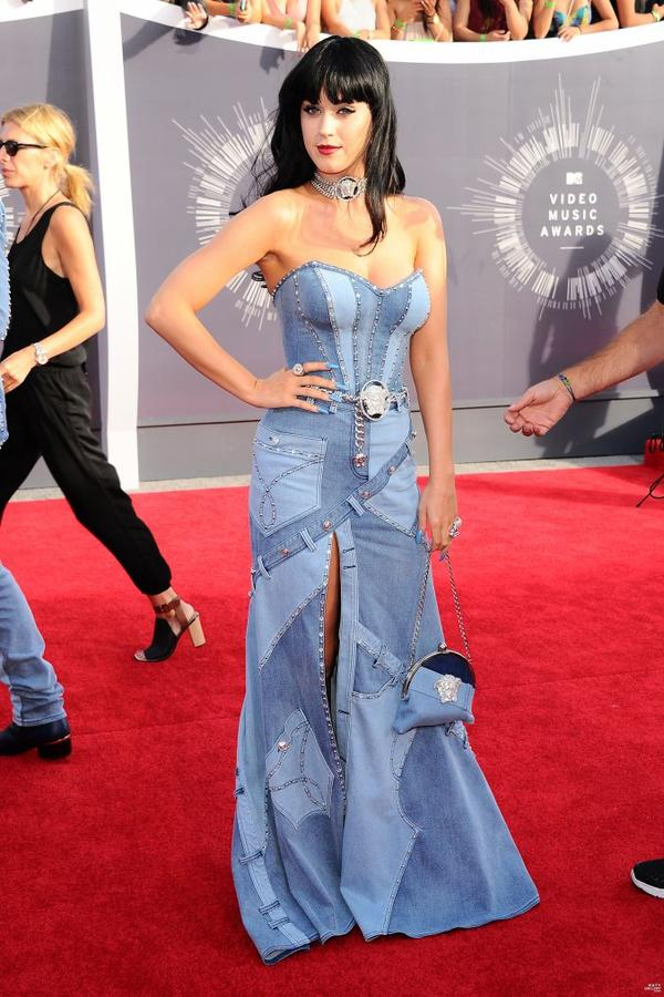 Katy Perry -  MTV VMA IN INGLEWOOD 2014