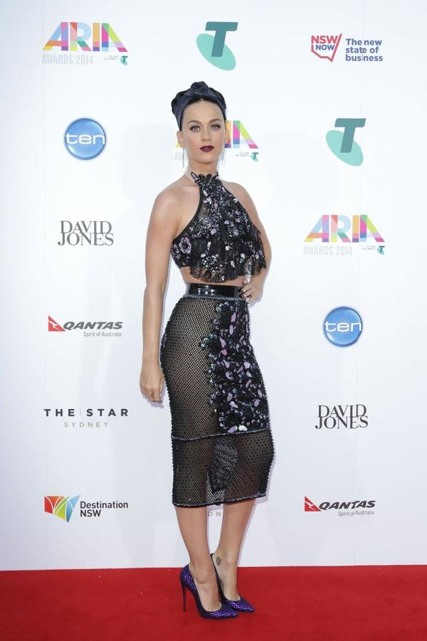 Katy Perry - 28TH ANNUAL ARIA AWARDS 2014 IN SYDNEY