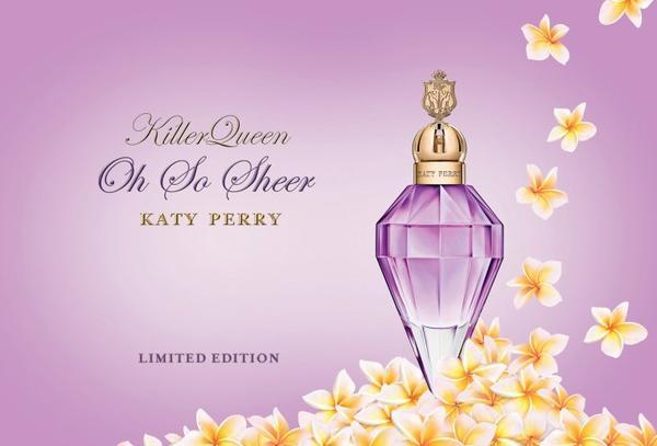 Katy Perry - Killer Queen Oh So Sheer Purple