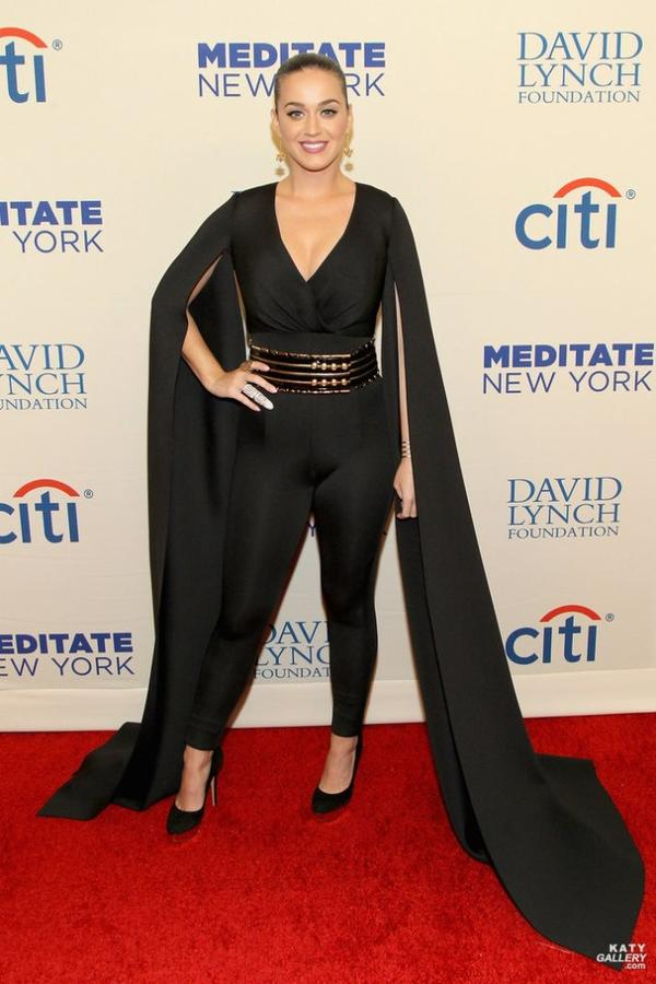 Katy Perry - Change Begins Within: A David Lynch Foundation Benefit Concert, New York