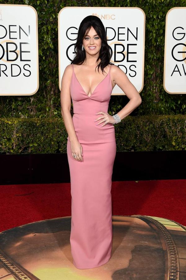 Katy Perry - Golden Globes - After Party