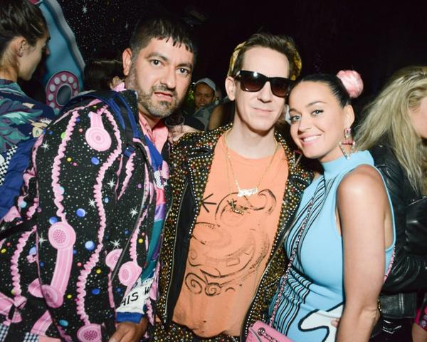 Katy Perry - Jeremy Scott Party at Coachella Music Festival Day 2