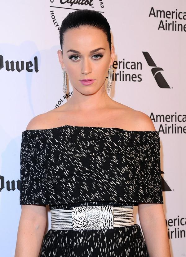 Katy Perry - CAPITOL RECORDS 75° BIRTHDAY PARTY - INSIDE