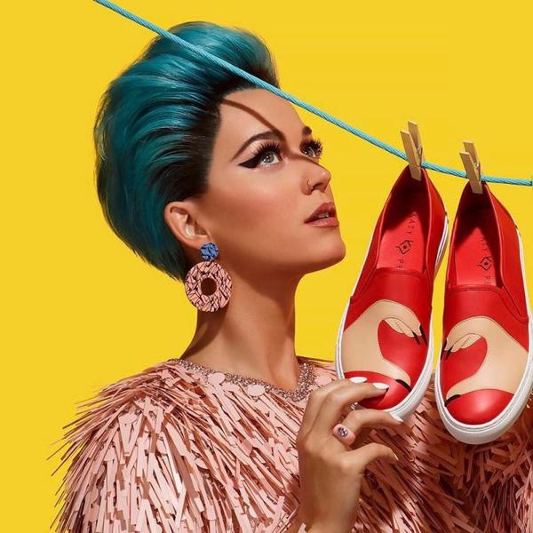 Katy Perry - Shoe Collections - Footwear News magazine