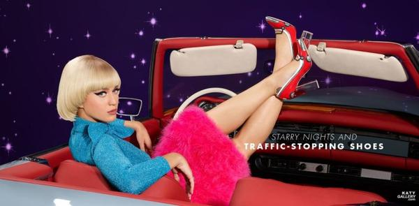 Katy Perry - Shoe Collections