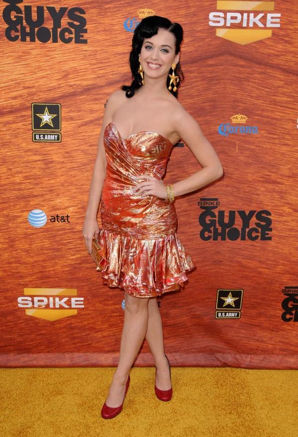 Katy Perry - SPIKE TV'S 2ND ANNUAL 'GUYS CHOICE' AWARDS