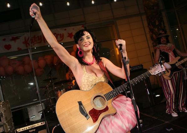 Katy Perry - 'ONE OF THE BOYS' RECORD RELEASE PARTY