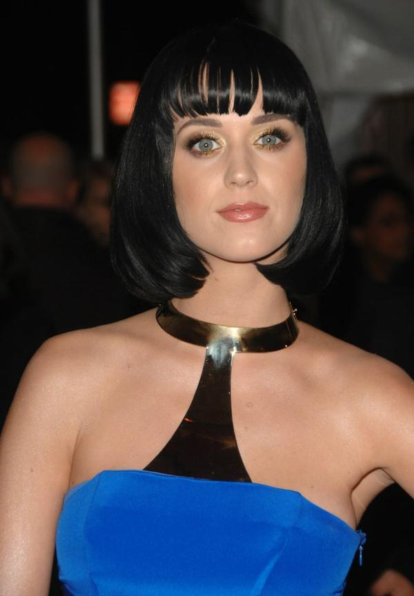 Katy Perry - THE MODEL AS MUSE EMBODYING FASHION' IN N.Y.