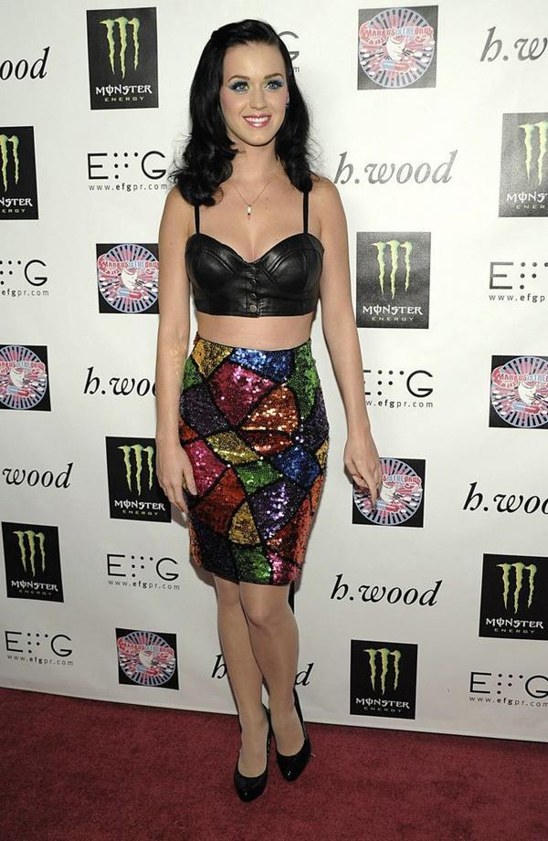 Katy Perry - MARCUS MOLINARI'S BIRTHDAY PARTY