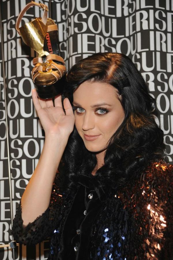 Katy Perry - SONIA RYKIEL READY TO WEAR SPRING SUMMER 2010 SHOW