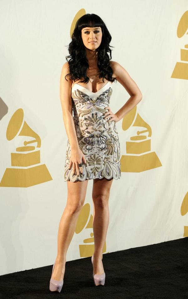 Katy Perry - THE GRAMMY NOMINATIONS CONCERT LIVE