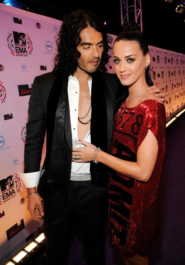Katy Perry - MTV EUROPE MUSIC AWARDS IN MADRID