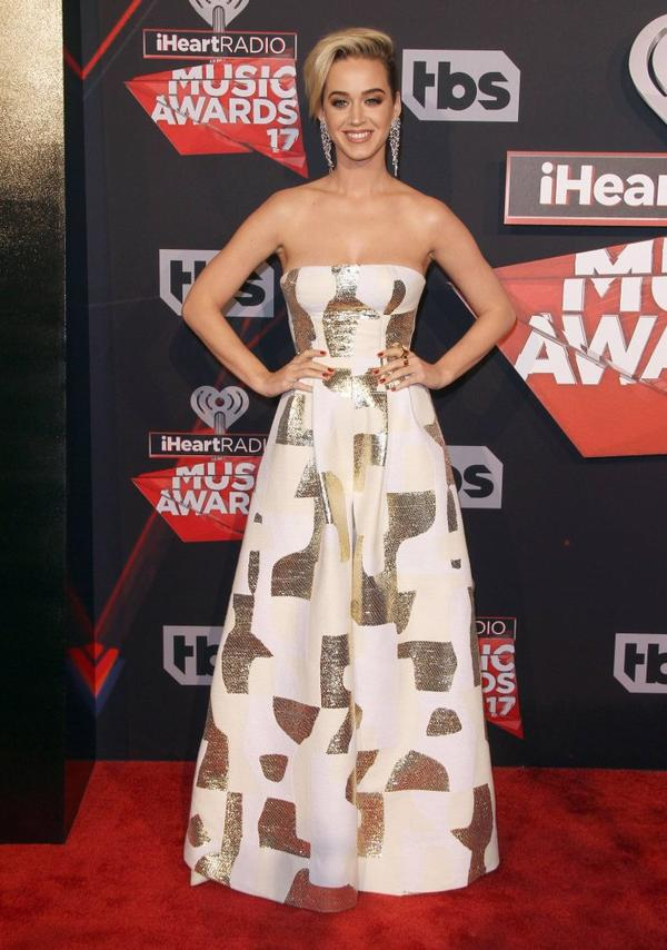 Katy Perry - IHEARTRADIO MUSIC AWARDS 2017