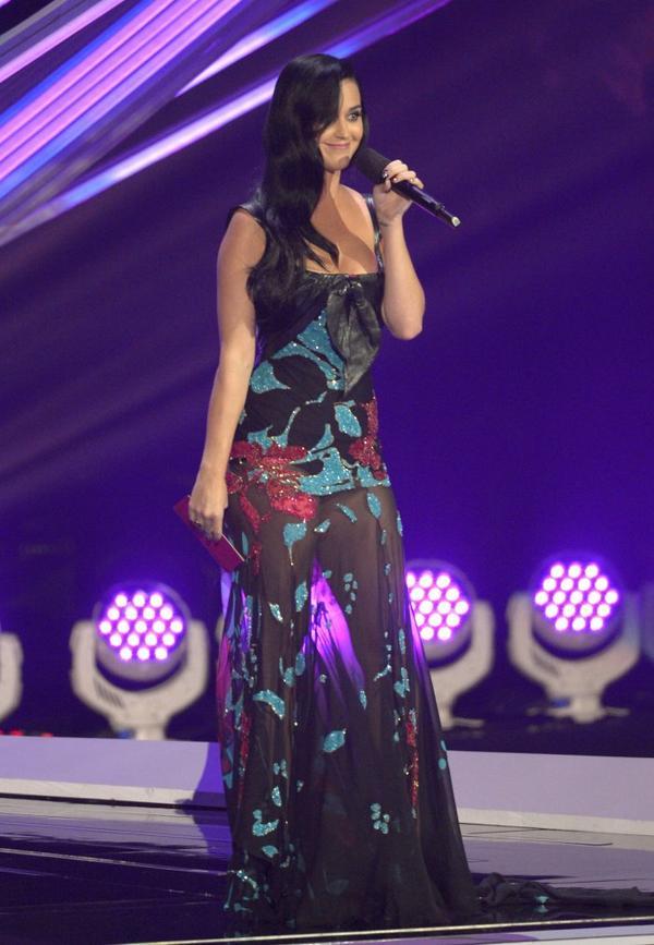 Katy Perry - MTV VIDEO MUSIC AWARDS 2012