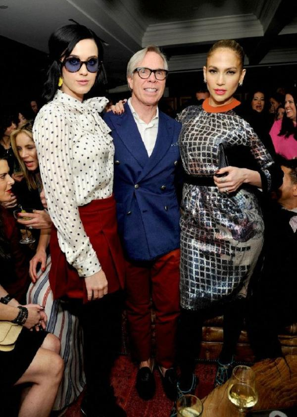 Katy Perry - TOMMY HILFIGER NEW WEST COAST FLAGSHIP