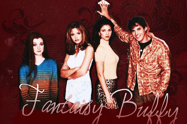 Bienvenue sur Fantaisy-Buffy . créa / déco