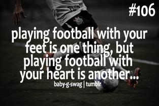 ma passion pour le ballon rond