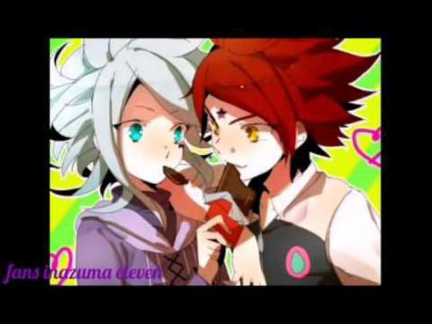 inazuma fanfic 10: les filles et le yaoi!!!