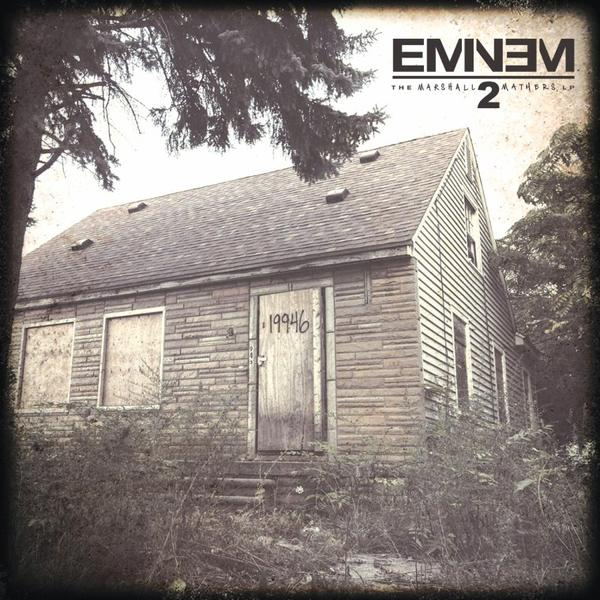 ► THE MARSHALL MATHERS LP 2