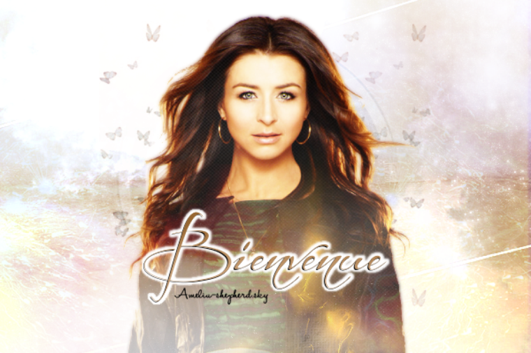 Welcome to Caterina Scorsone (Amelia-Shepherd)