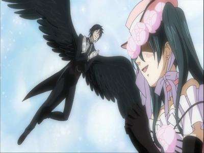 Ciel x Sebastian (partie 3 )