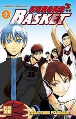 Kuroko no Basket le manga