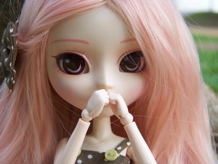 La doll d'ont je suis marraine !! :D