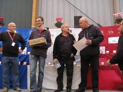 Bilan de la saison d'élevage et de concours.