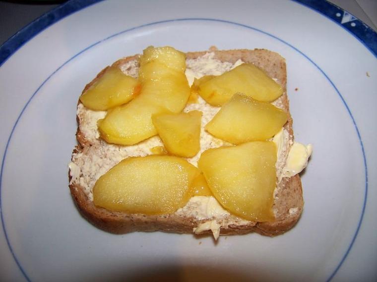 croques aux pommes