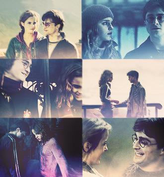 Harry & Hermione