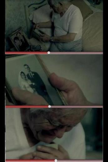 """""""Quand l'amour est vrai il ne meurt jamais"""""""