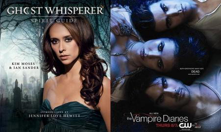 The Vampire diaries VS Ghost Whisperer?